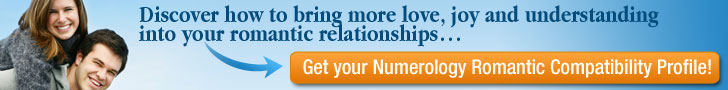 Get Your Numerology Romantic Compatibility Profile Now
